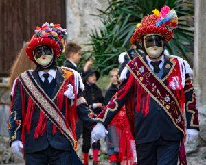 Ballerini - Carnevale di Bagolino